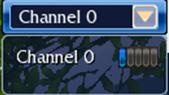 Channel Select Menu