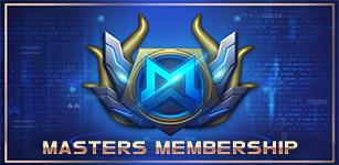 มาเป็นสมาชิกMasters MemberShipกัน!